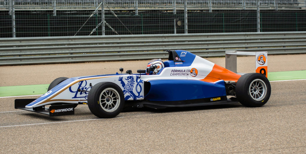 El equipo escuela del Circuit, la Fórmula de Campeones, pondrá en la pista un monoplaza de Fórmula 4 en la temporada que sirve de prueba para el lanzamiento de su nuevo equipo en la categoría.