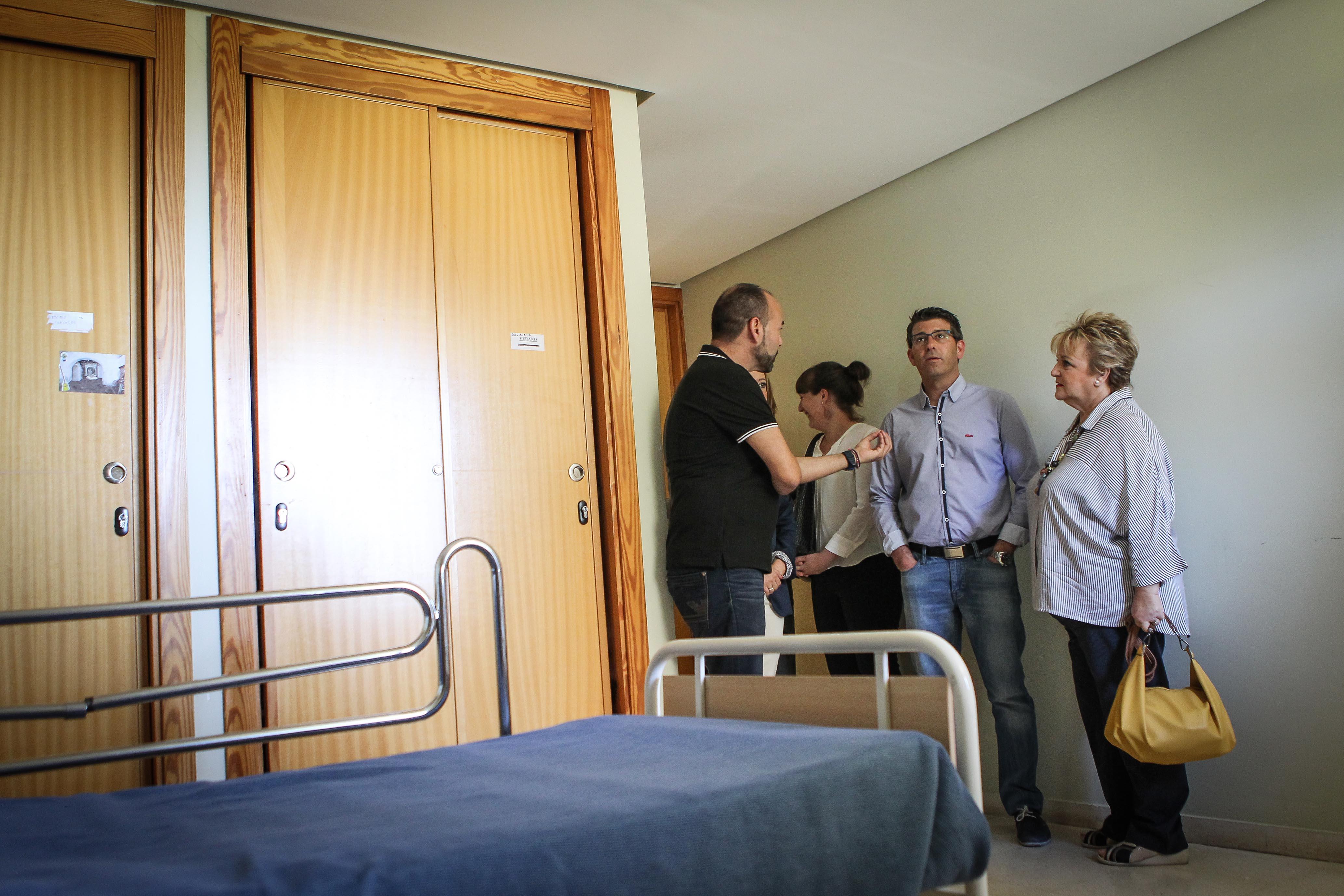 Jorge Rodríguez ofrece a Ximo Puig el complejo de Bétera para acoger a los refugiados del 'Aquarius'.