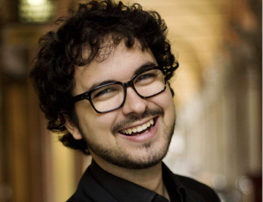 El pianista valenciano Rubén Talón.