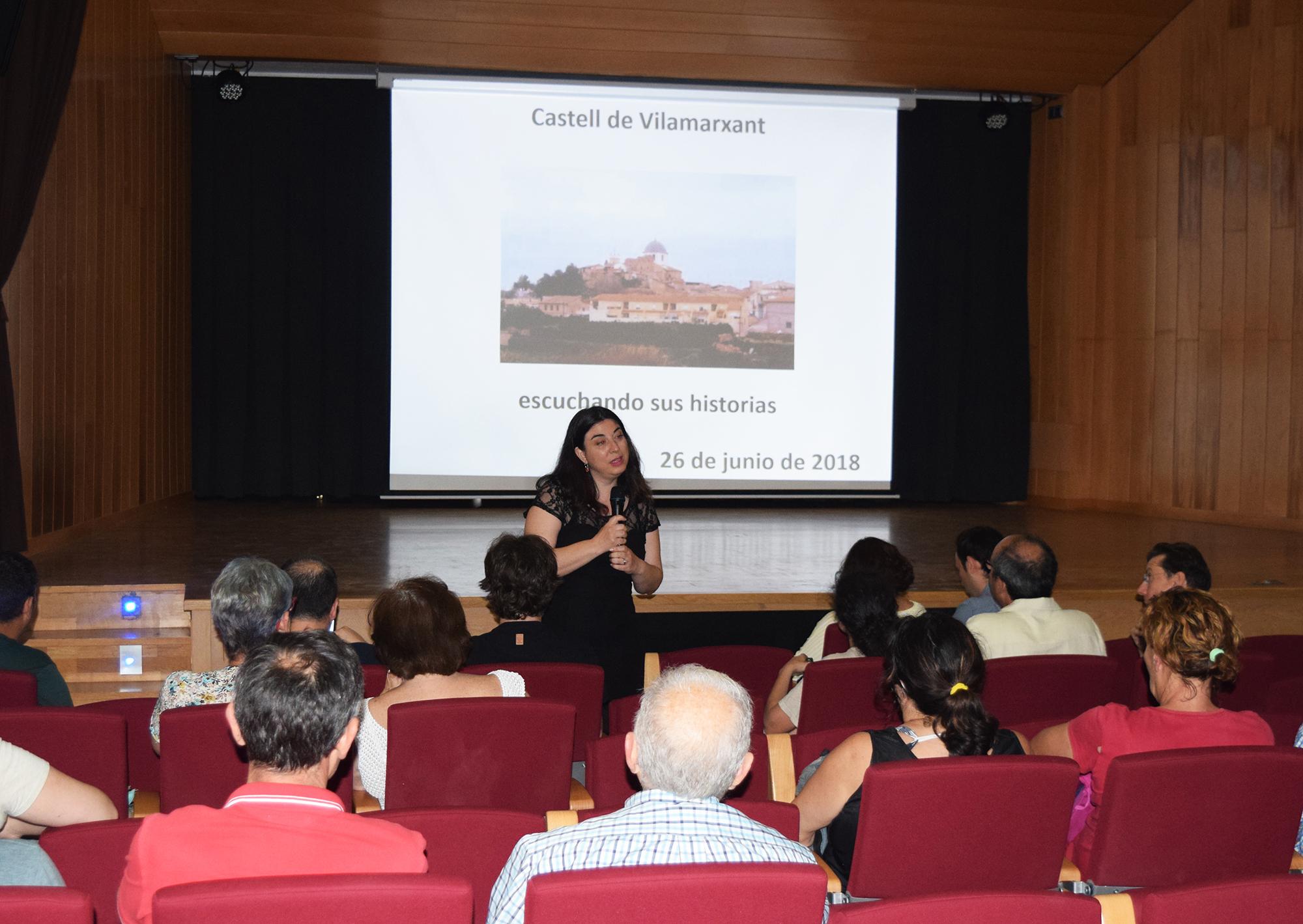 Una investigació que donarà llum als enigmes del Castell de Vilamarxant.