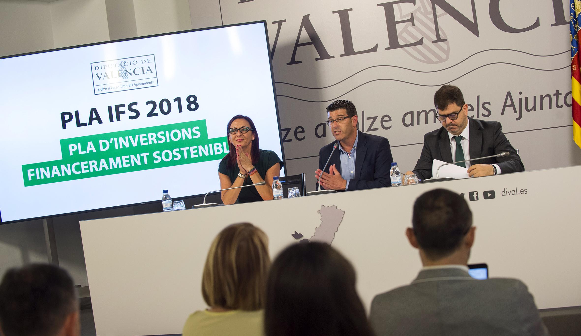 La Diputació destina más de un millón de euros a los municipios de la Canal de Navarrés.