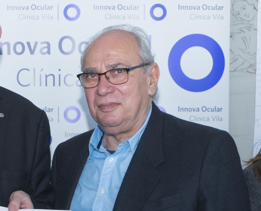 El presidente de la Associació de Premsa Comarcal Valenciana, Ramón Climent.