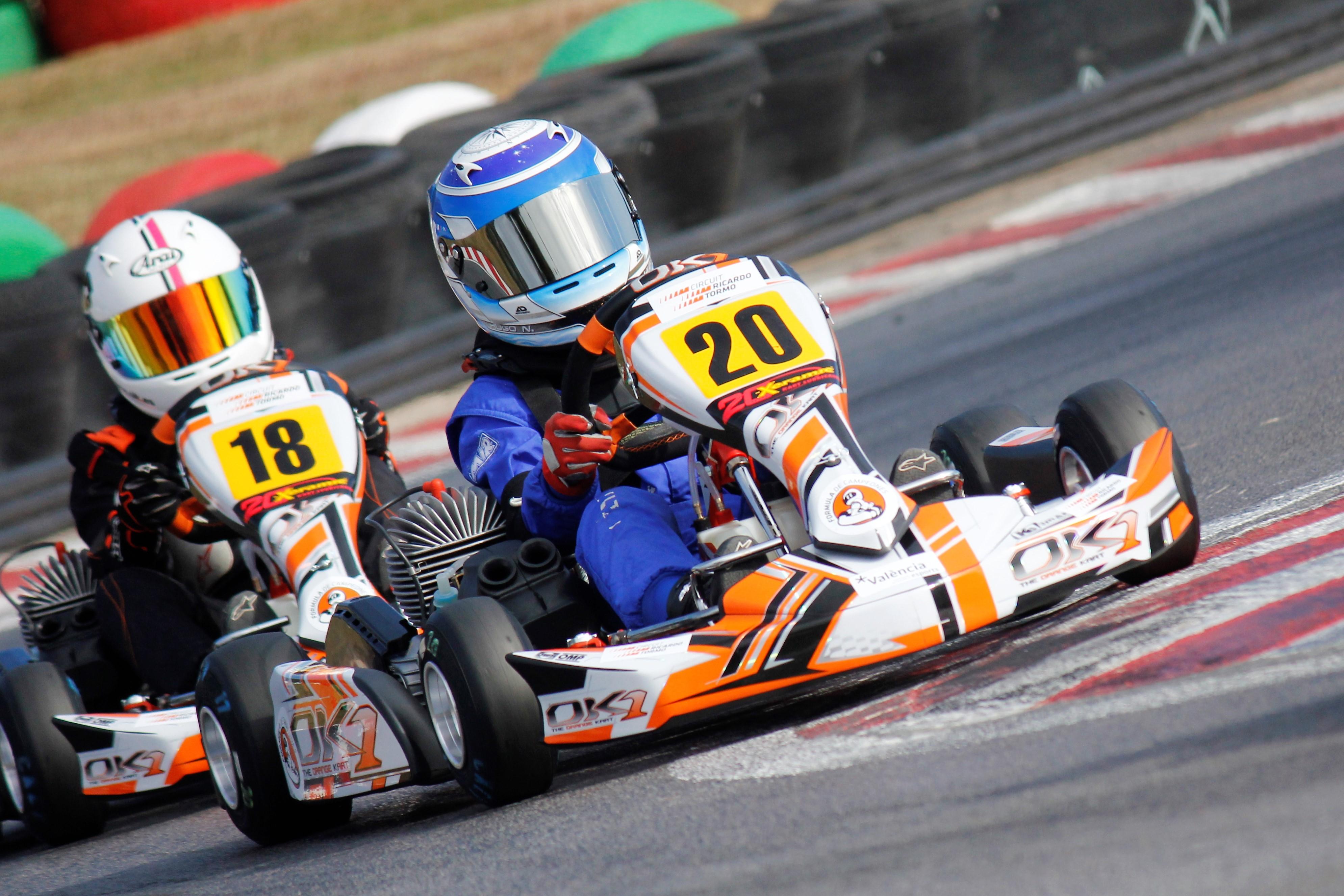 El objetivo es favorecer la formación integral del piloto y compaginar su formación académica con su preparación para la alta competició.