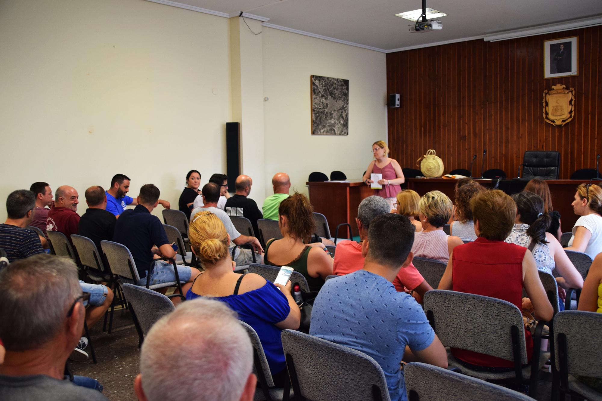 Les instàncies per a demanar les autoritzacions poden presentar-se des de hui i fins al 8 d'agost a l'Ajuntament