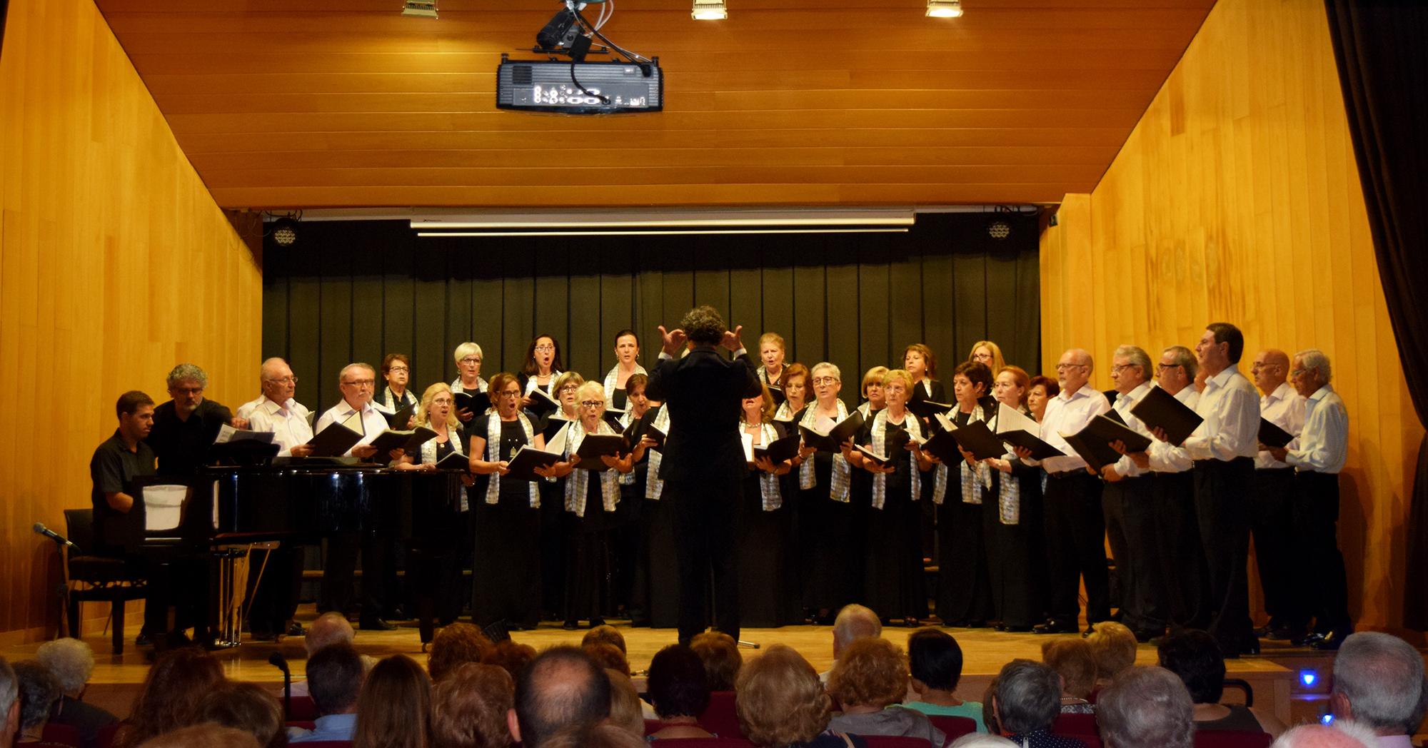 L'actuació s'emmarca en la XV Campanya de Concerts d'Intercanvis Musicals de la Generalitat Valenciana.