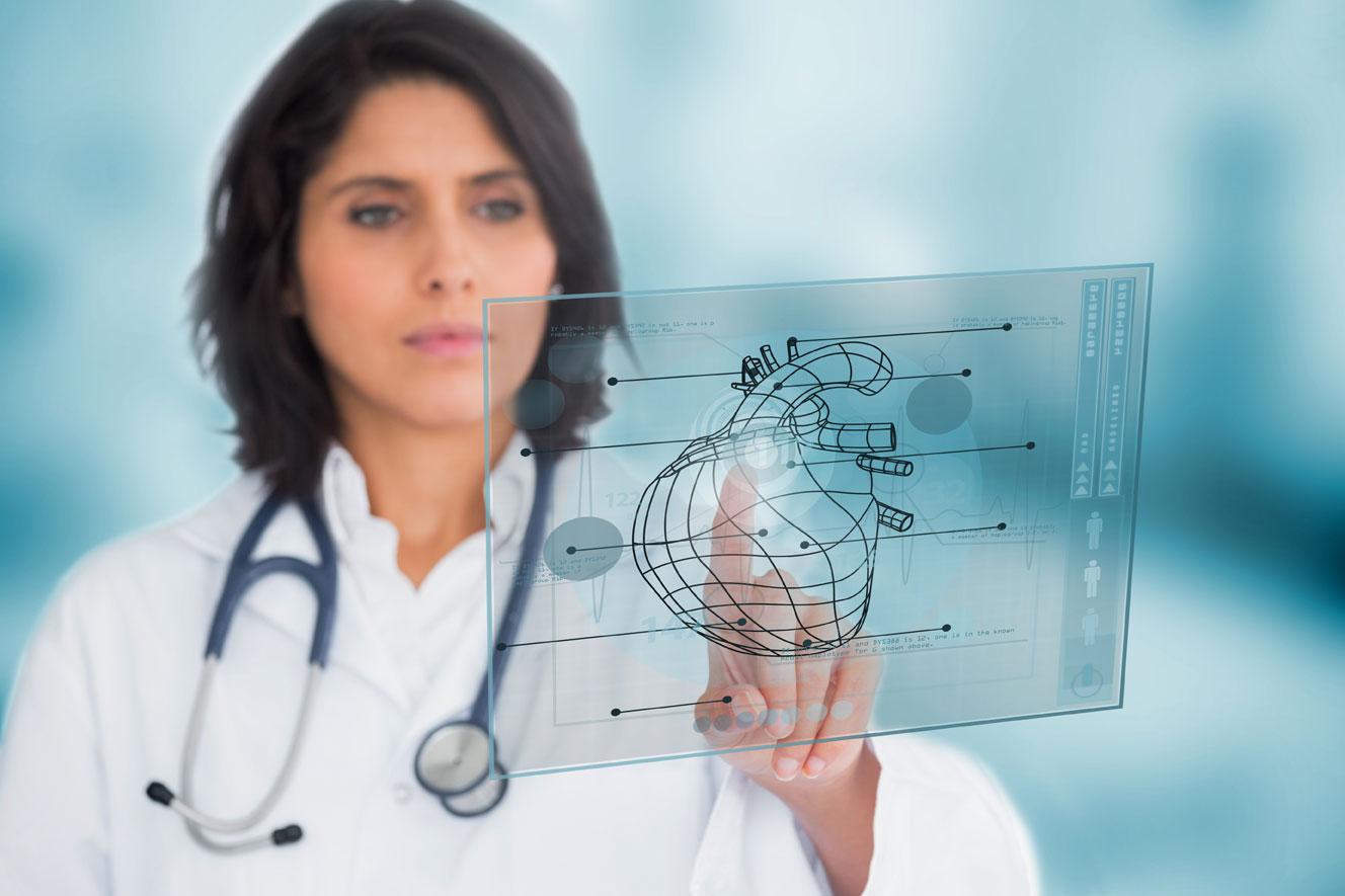 El Hospital ha programado un curso práctico en electrocardiografía donde se estudian casos clínicos para detectar patologías como arritmias, hipertrofias o taquicardias.