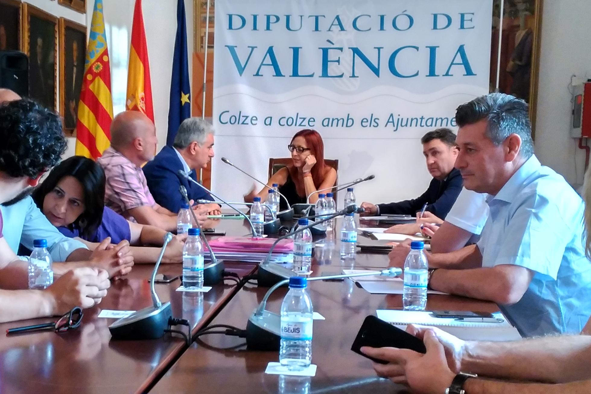 La Diputació celebrarà dos sessions plenàries extraordinàries els propers dies 12 i 17 de juliol per acceptar la renúncia de Jorge Rodríguez i anomenar el nou cap de la corporació
