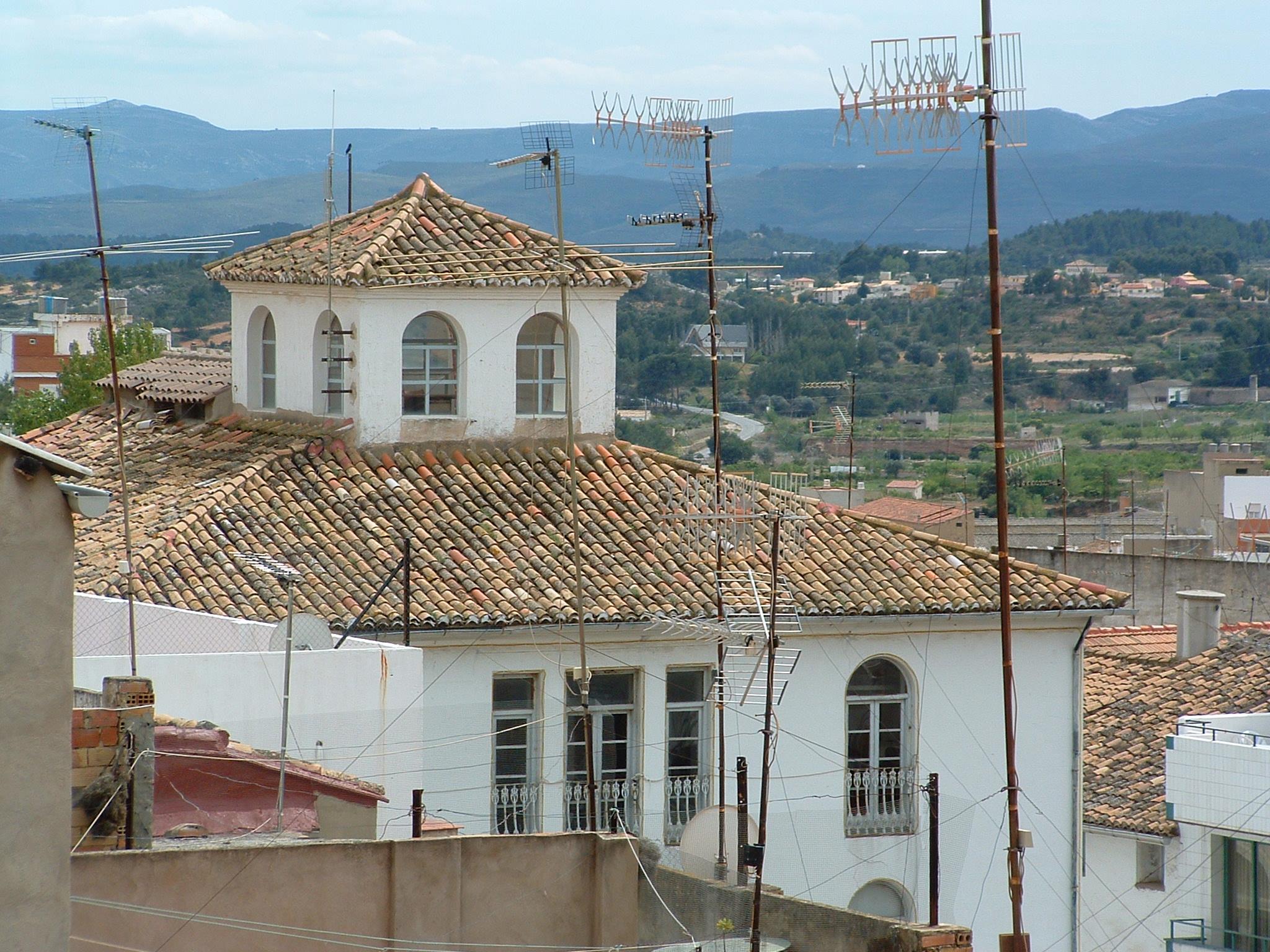 Casa consistorial de Buñol.
