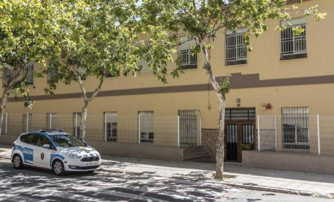 Una imagen del Centro de Menores de Buñol.