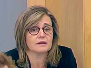 La popular Elena Bastidas.