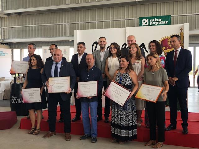 La Fira Requenense del Vi exposarà els millors vins de la comarca fins al proper diumenge 26 d'agost.