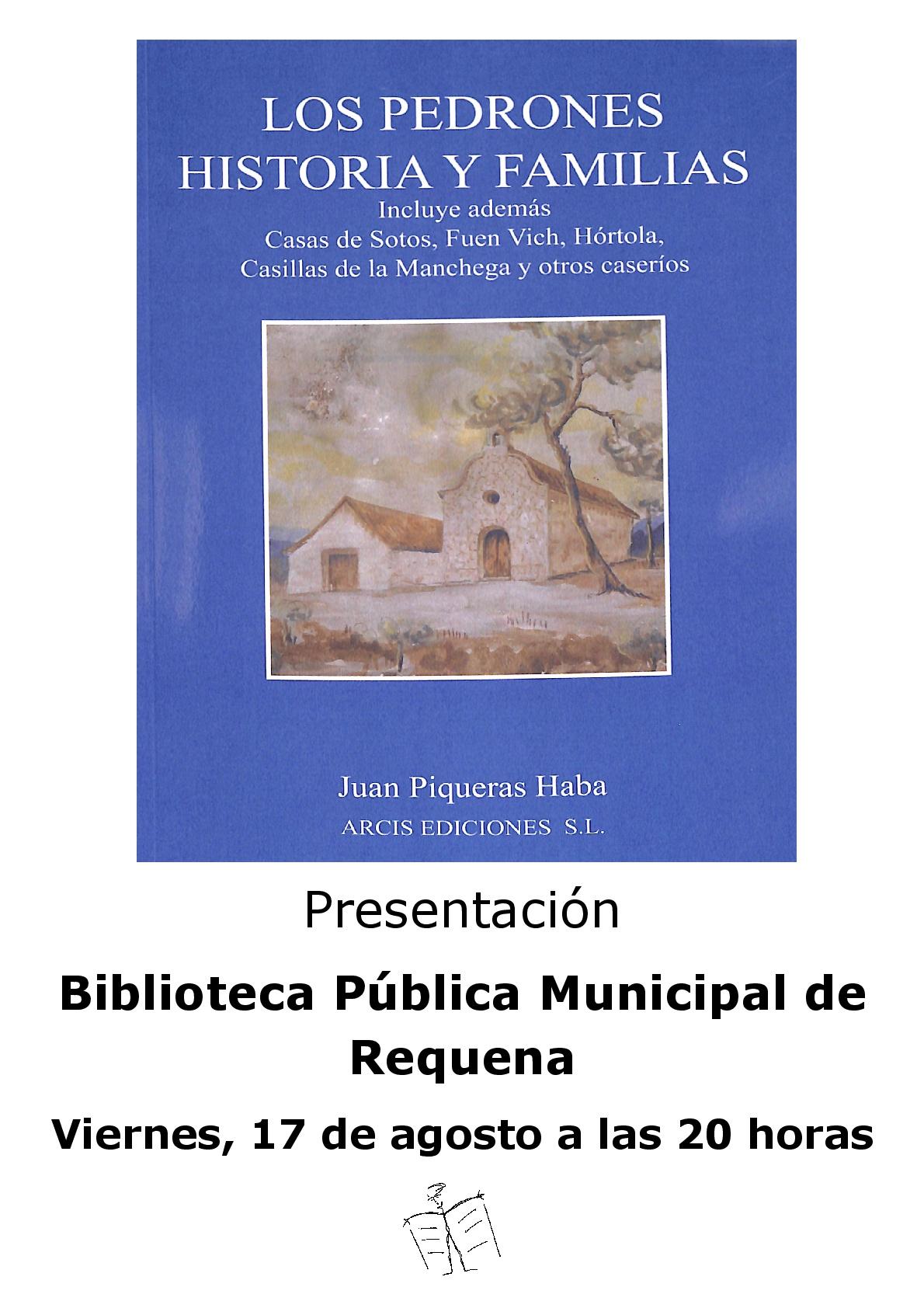 En esta ocasión aborda las historia de las familias de Los Pedrones.