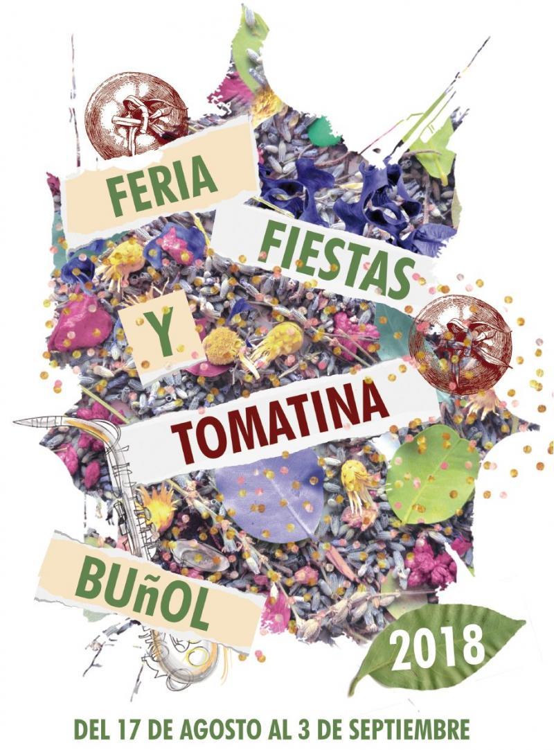 Divendres es produirà l'obertura del Recinte Firal de Bunyol, dissabte la Tomatina Infantil i el Diumenge el Dia del Mantó.