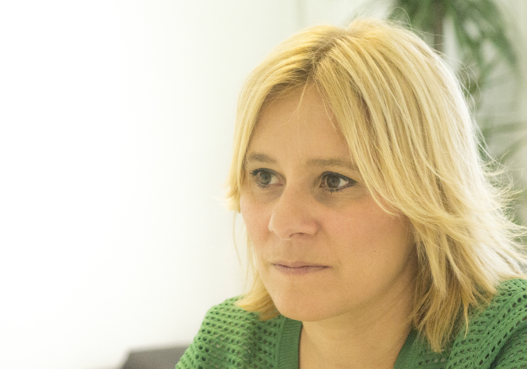 La portavoz del PP de La Pobla de Vallbona, Mari Carmen Contelles.