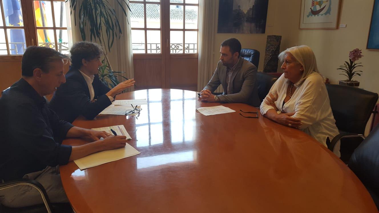 La construcción se llevará a cabo en colaboración con el Ayuntamiento de Requena e incluirá espacios de formación y de innovación empresarial.