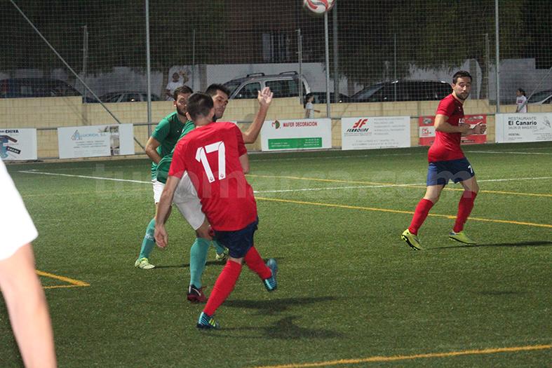 El Chiva ha obtenido una victoria. Foto: Raúl Miralles.