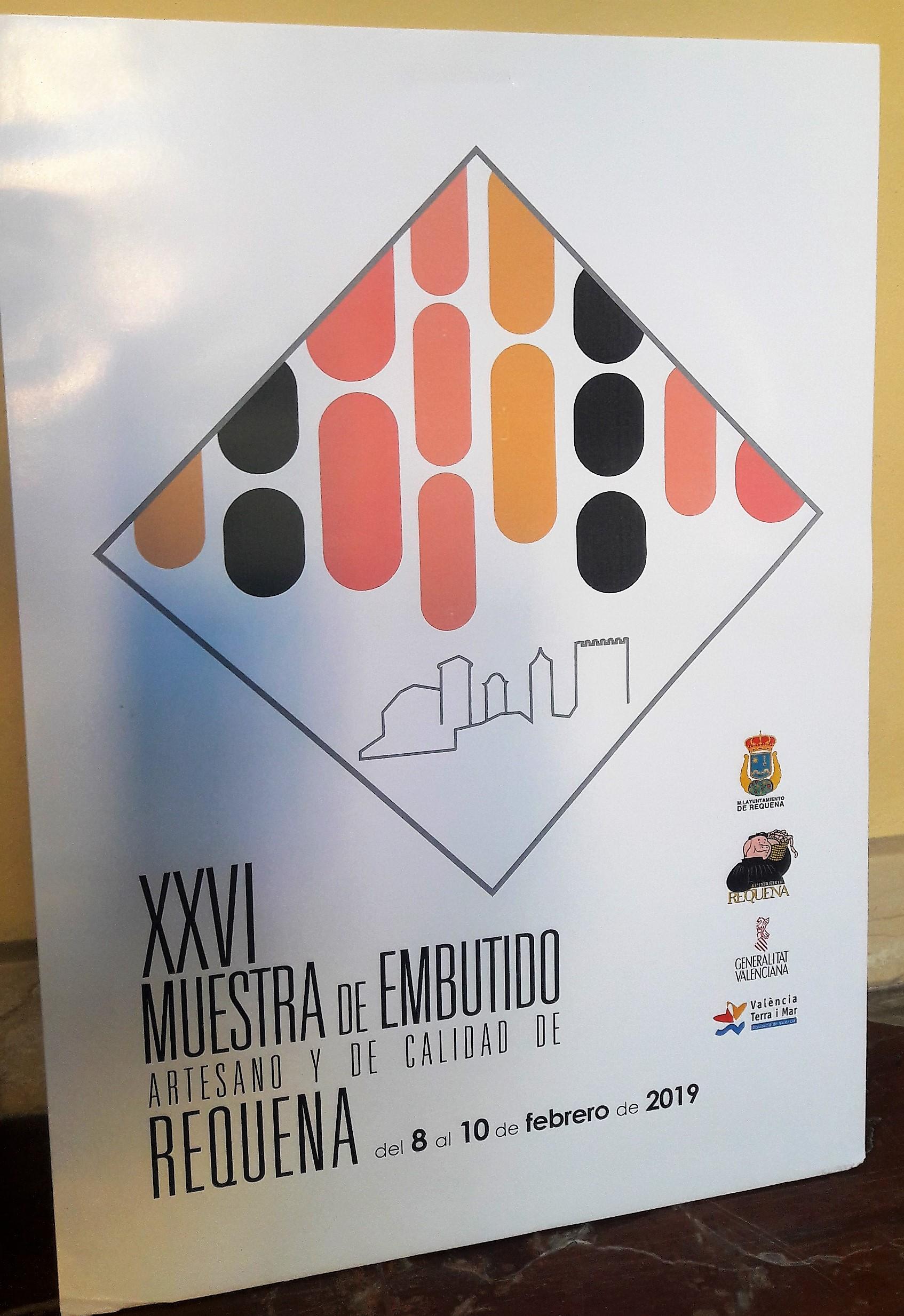 La obra ganadora la ha realizado el joven artista requenense, Francisco López Sánchez.