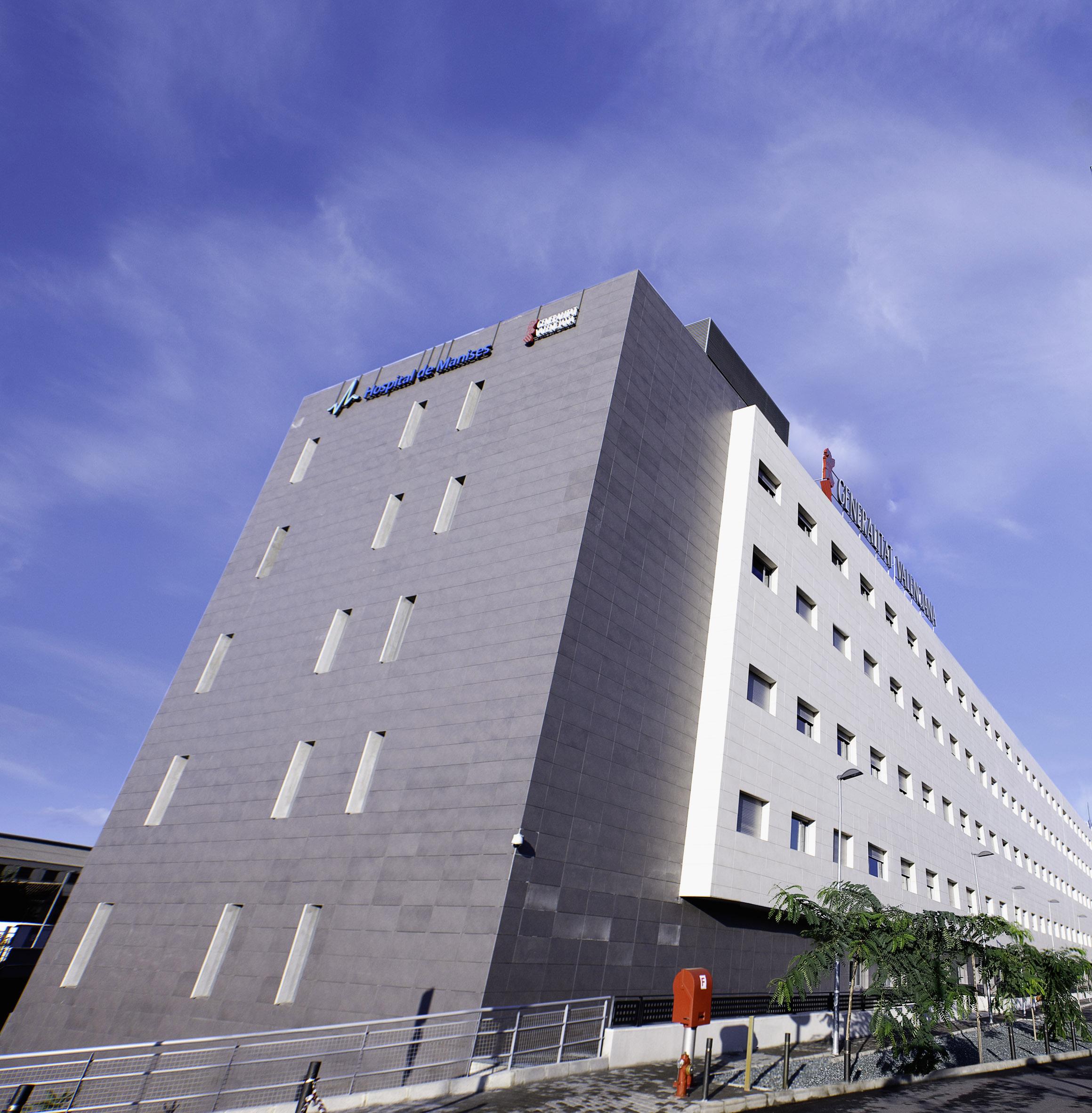 Manises, nominado como Mejor Hospital en los premios Best in Class.