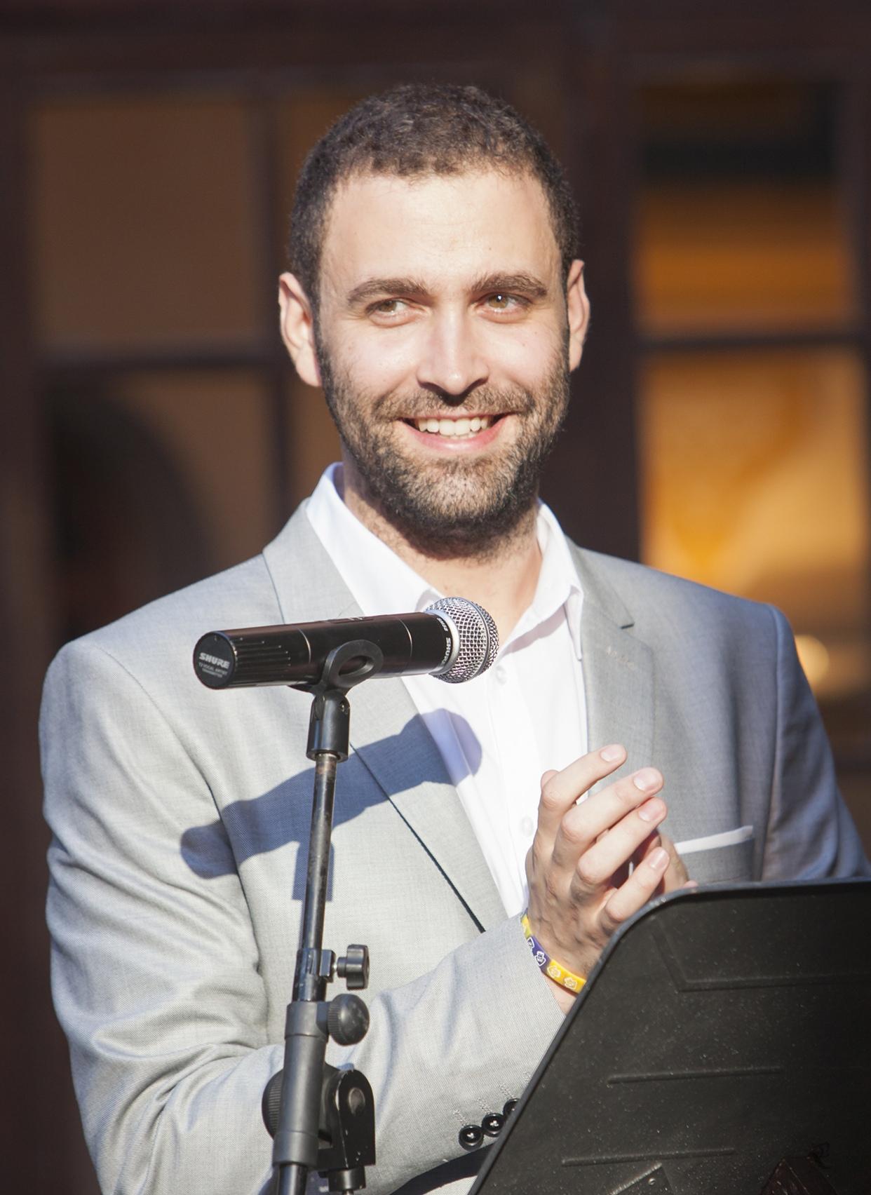 Mario Sánchez repite como candidato a la alcaldía de Requena.