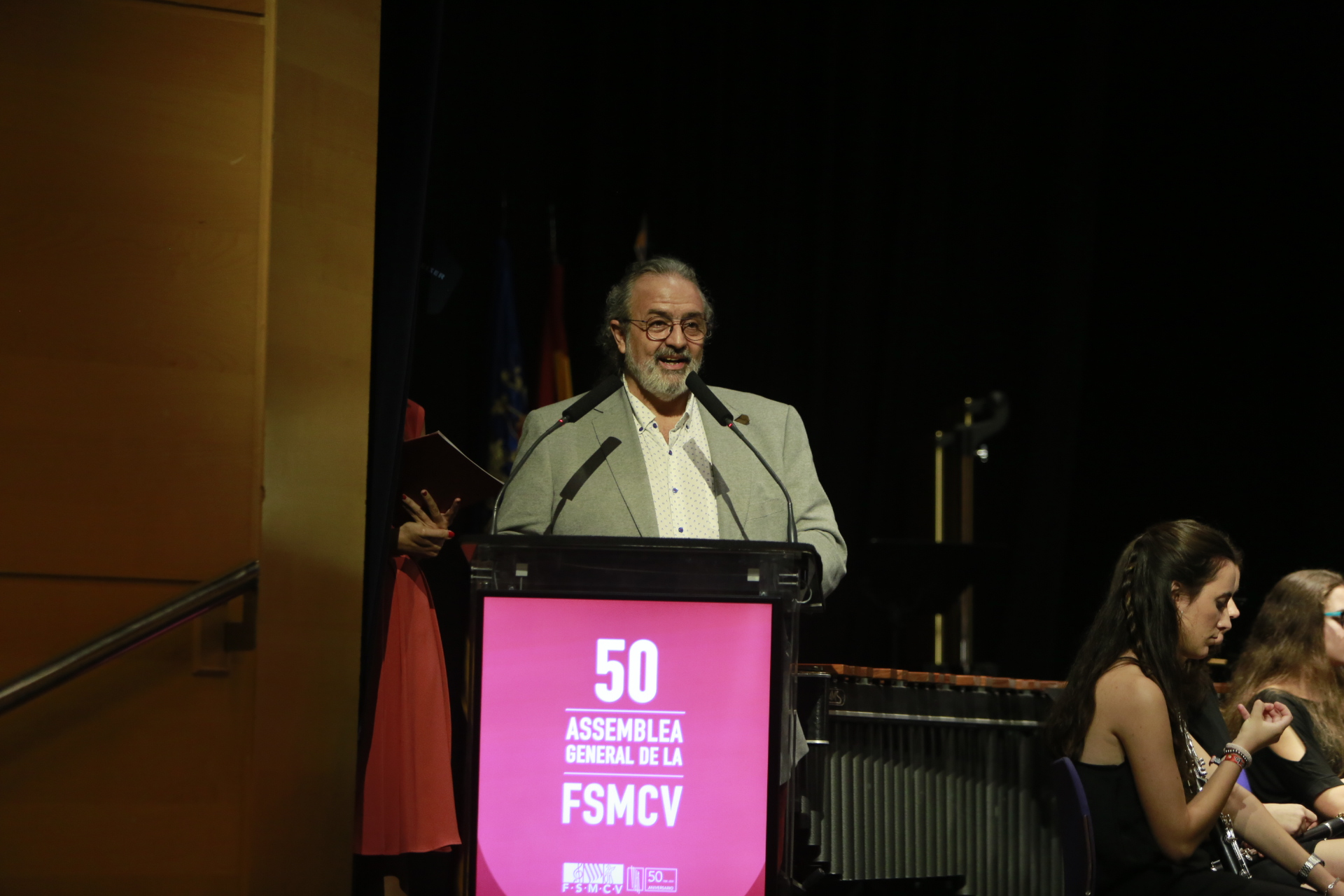 Las Sociedades Musicales han reelegido presidente a Pedro Rodríguez.