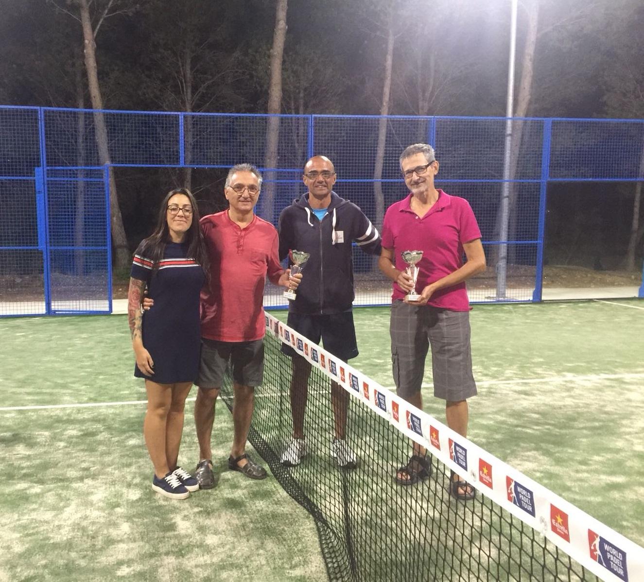 El Pádel y el Squash se unen a la amplia oferta disponible en deportes de raqueta en Buñol.