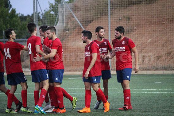 El Chiva CF se encuentra en puesto de honor de Segunda Regional. foto: Raúl Miralles.