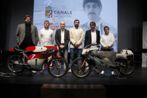 El Circuit presenta el vídeo del Gran Premio de la Comunitat Valenciana 'Los Salvadores' protagonizado por Marc Márquez.