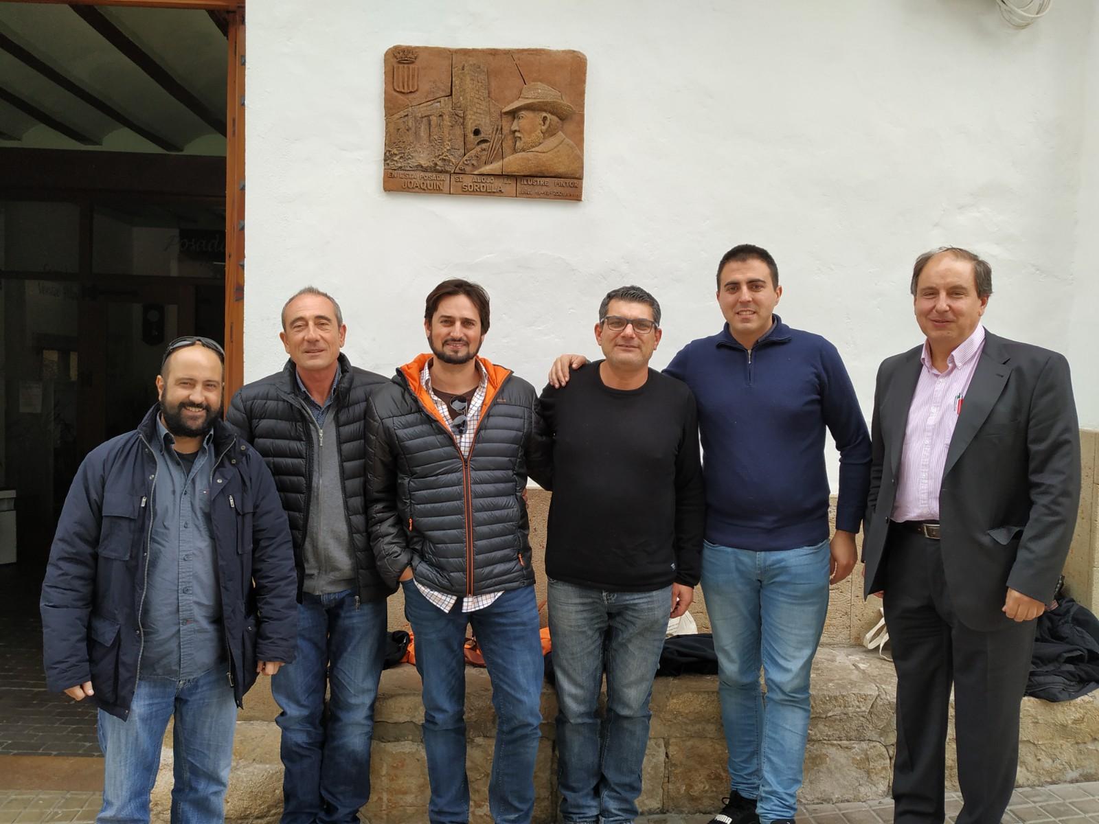 Es uno de los puntos acordados en la reunión mantenida entre Ayuntamiento, Asociación de Empresarios y Autónomos de Buñol y Unión Gremial.