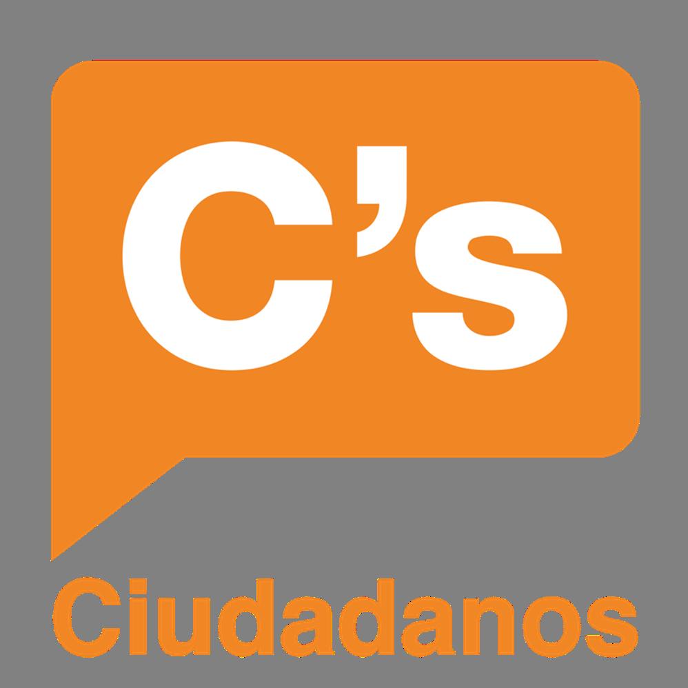 Logotipo de Ciudadanos.