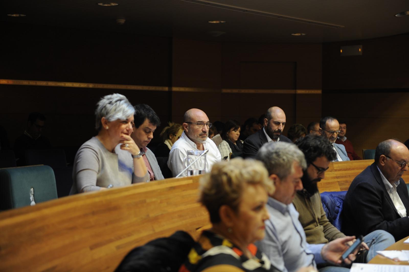 Todos los grupos políticos de la Diputació de València han apoyado esta declaración institucional, impulsada por el área de Cultura de la Diputació a petición de los ayuntamientos de Llíria y Buñol.
