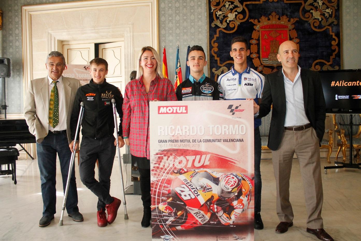 El Circuit Ricardo Tormo retrà tribut a Dani Pedrosa en el Gran Premi.