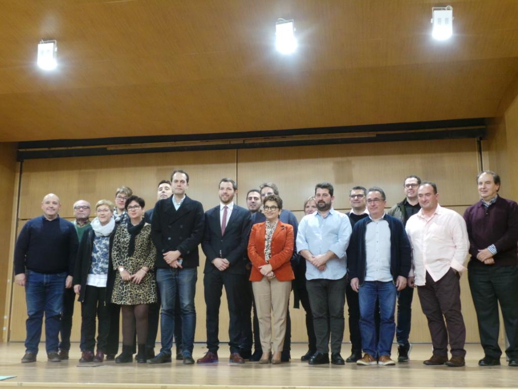 Los municipios firmantes son Alborache, Buñol, Cheste, Chiva, Turís y Yátova.
