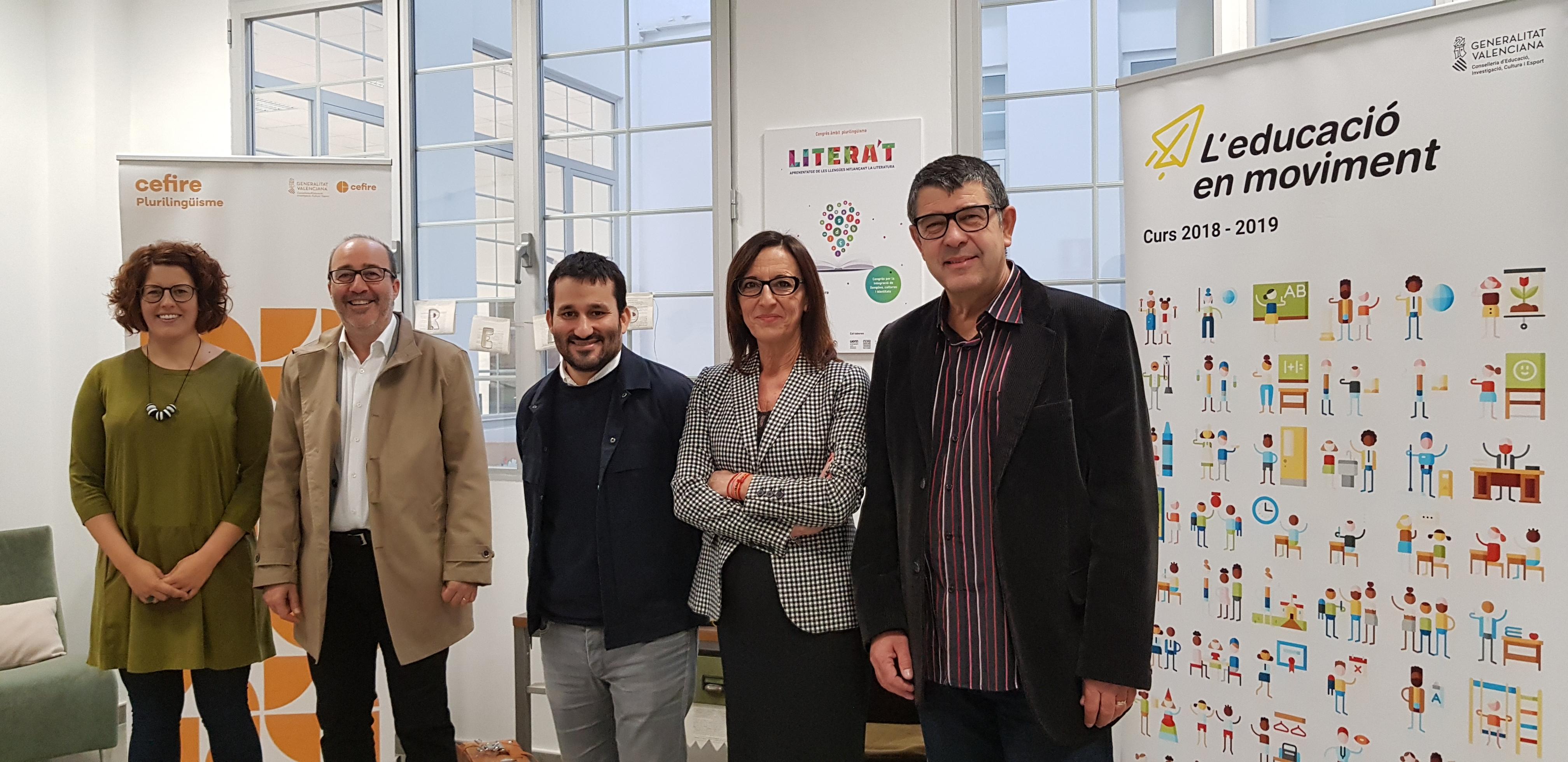 Educación y la Diputación de Valencia adjudican 20,6 millones de euros en infraestructuras escolares en La Ribera Alta.