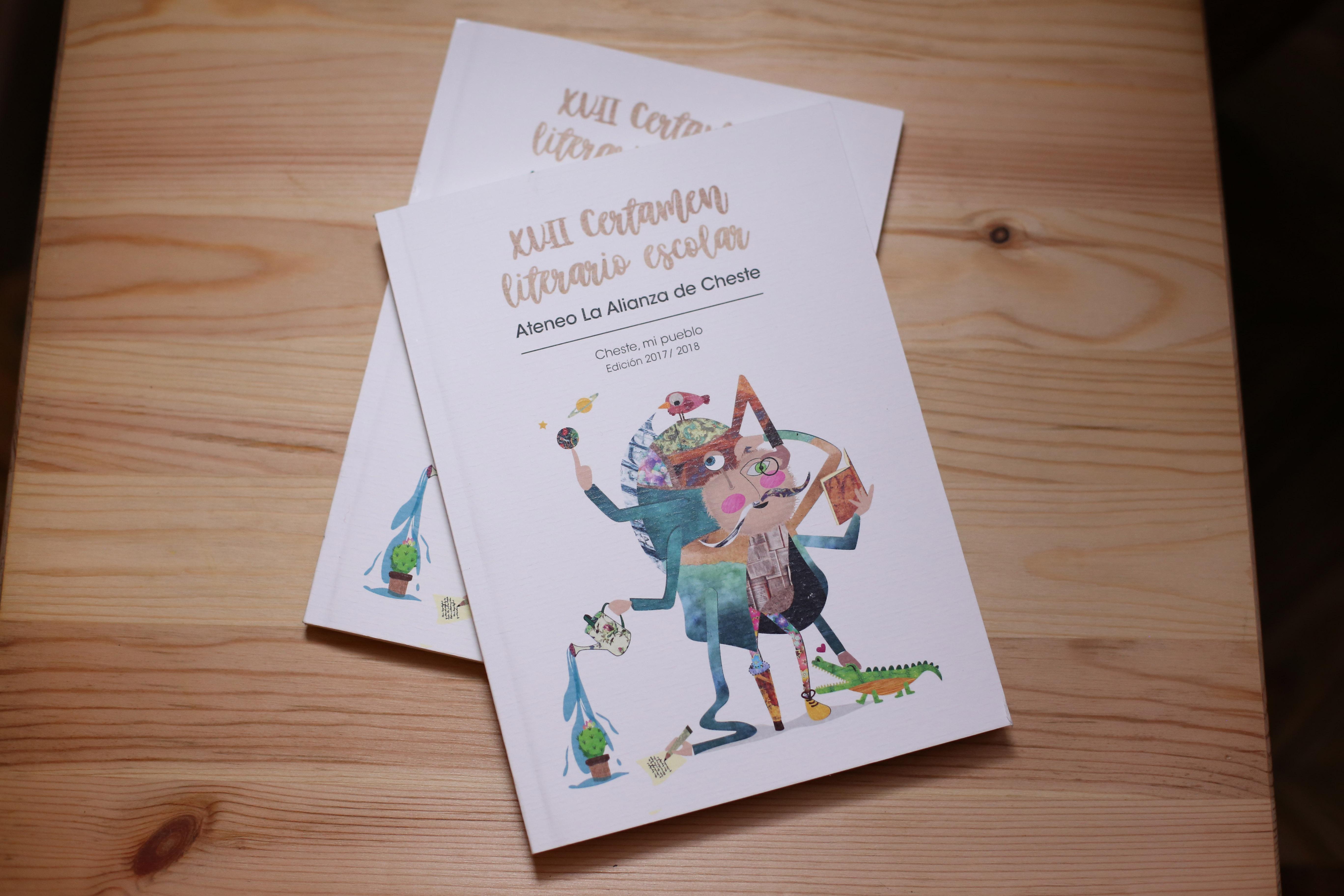 XVIII Certamen Literario Ateneo 2019.