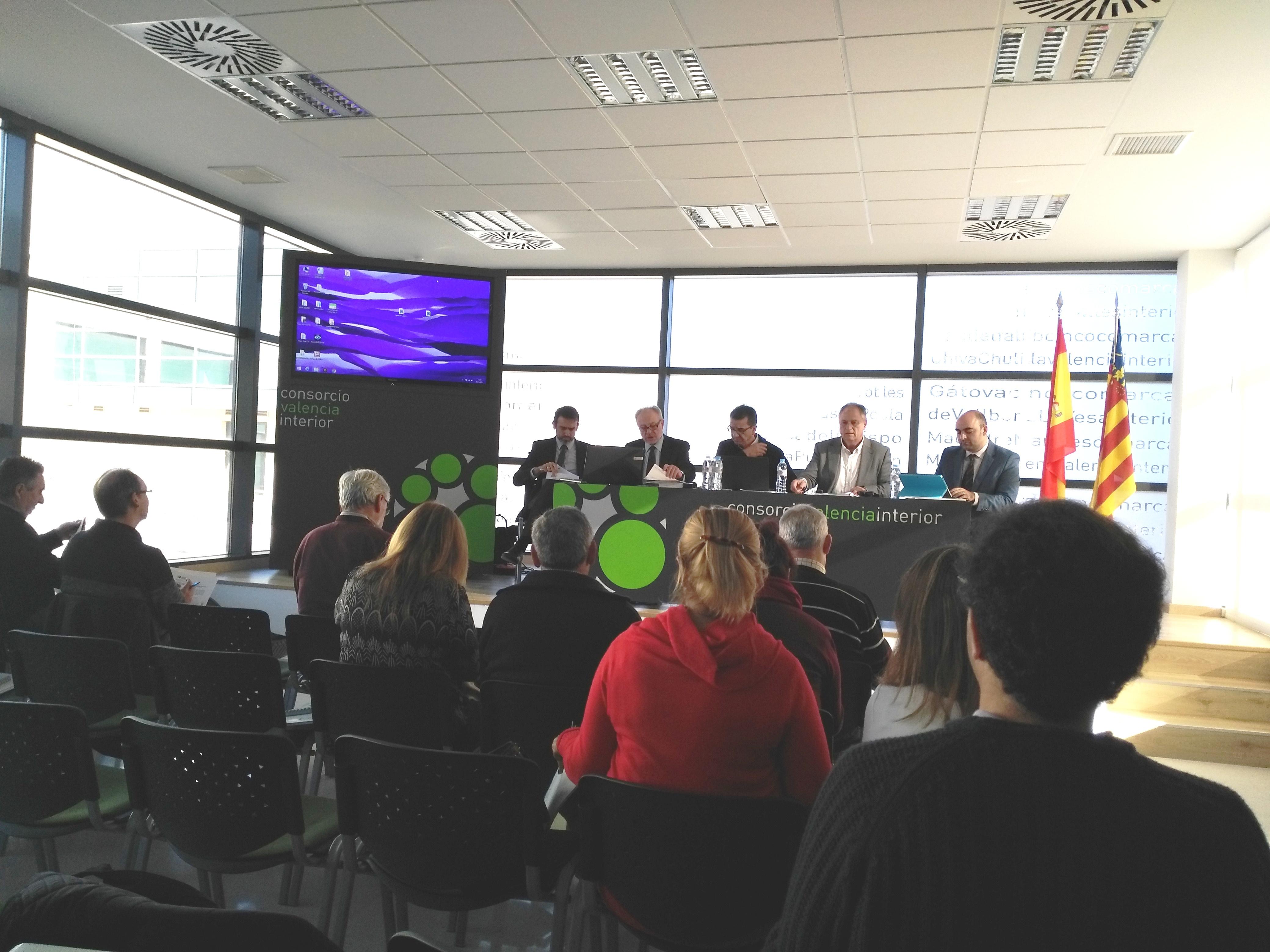 Esta presentación tuvo lugar durante la reunión de la Asamblea General del CVI.