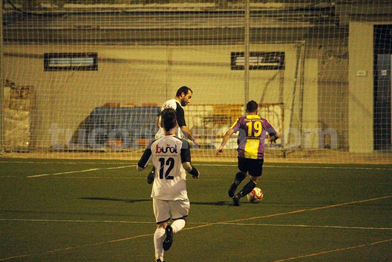 El CD Buñol recibe al Serranos. Foto: Raúl Miralles.