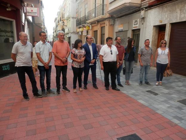 Según Ciudadanos, la falta de previsión del tripartito provoca un cambio en el itinerario de la procesión de Sant Antoni.
