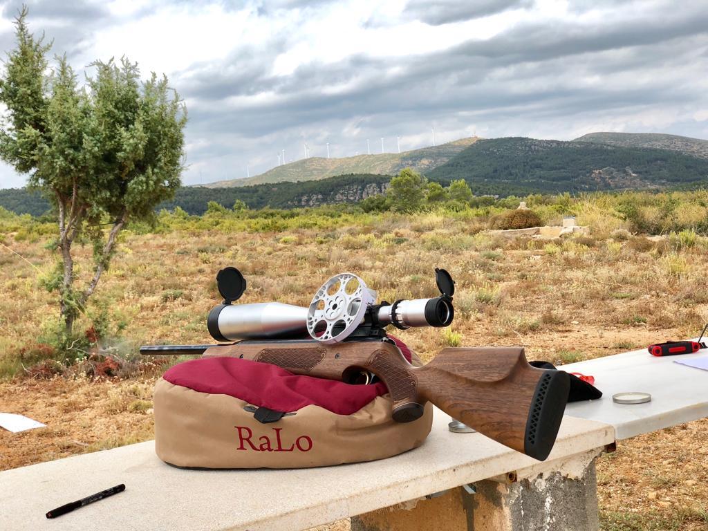 La Asociación Levantina de Field Target (ALFT) organizará su primera tirada oficial de HFT (Hunting Field Target) del año 2019.