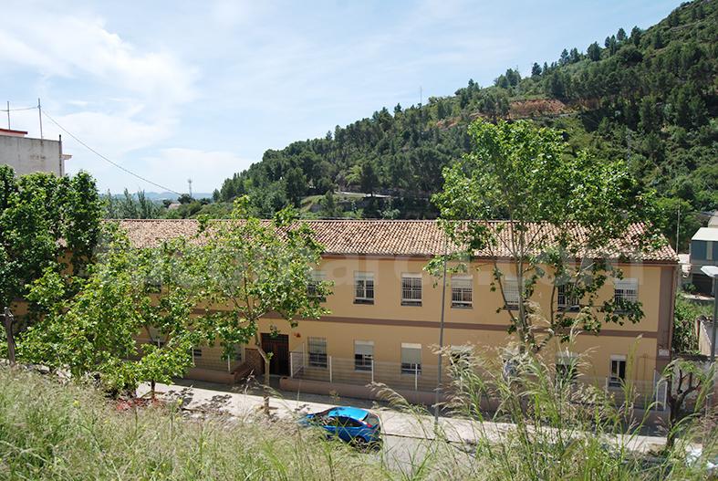 Centro de menores de Buñol.