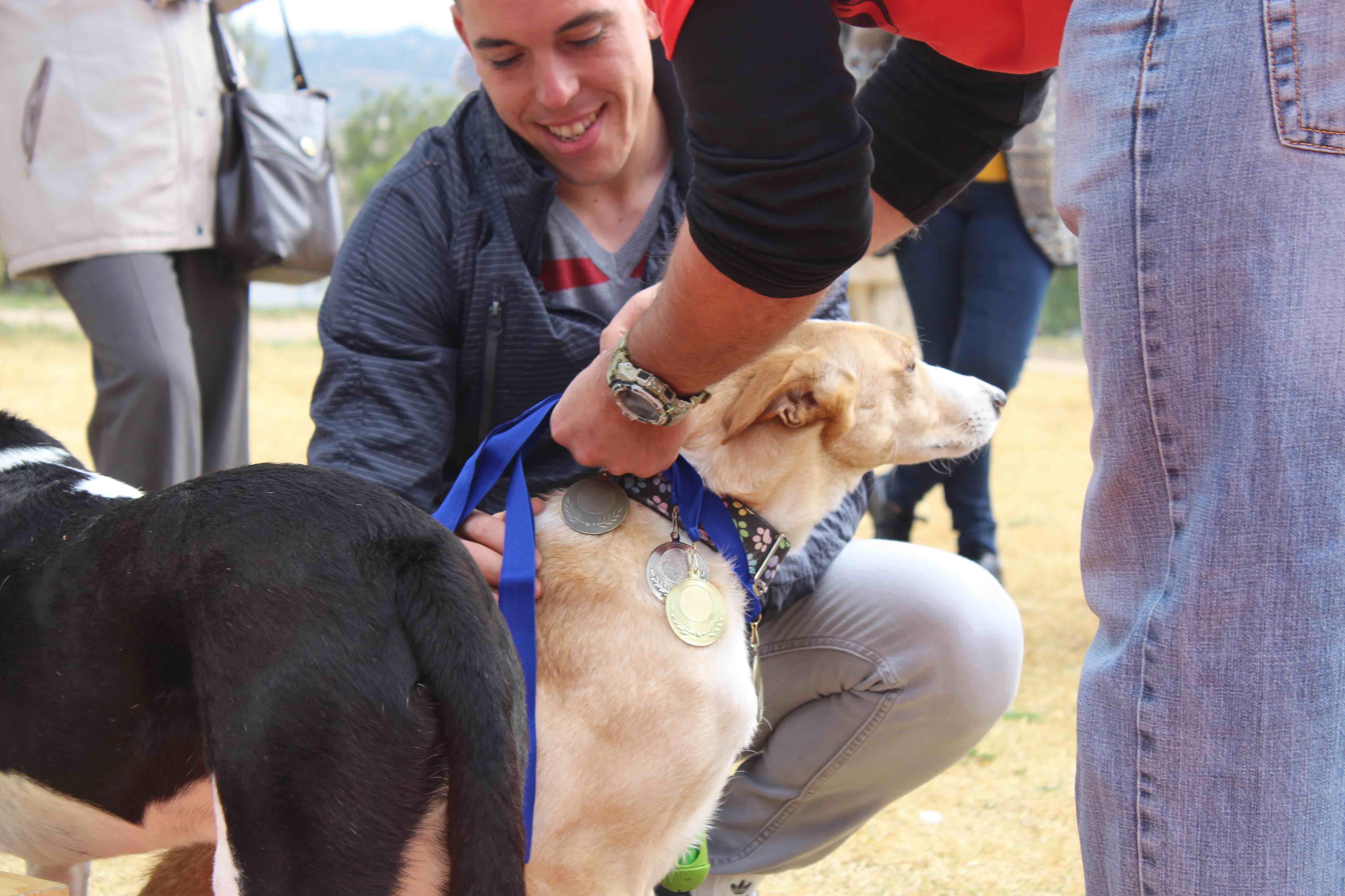 Gran participación en el Día las Mascotas de Cheste.