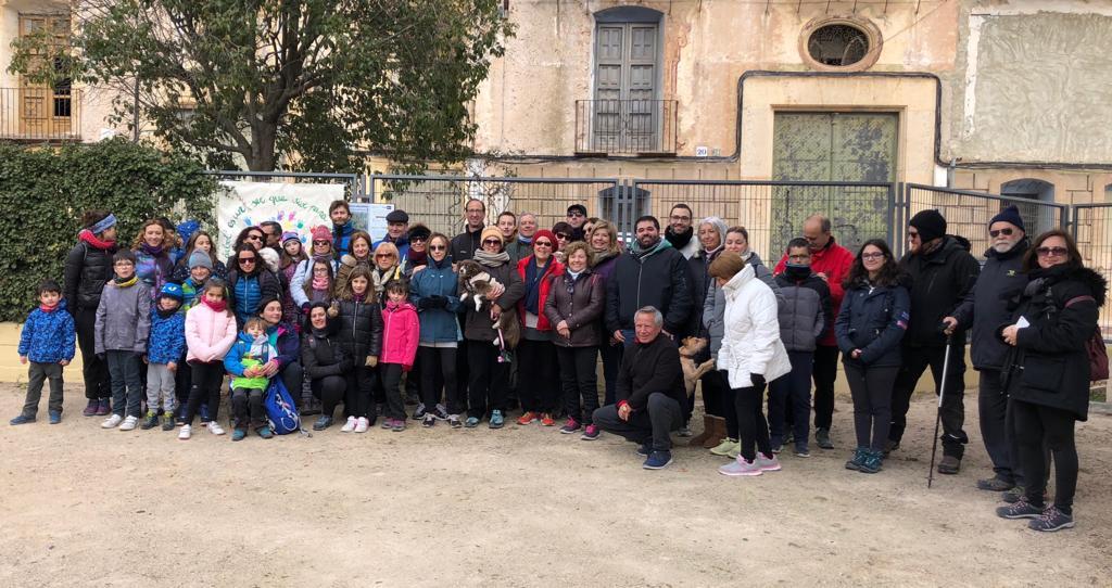 Numerosas personas asistieron a los actos y participaron de forma directa en las actividades propuestas.