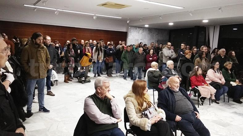 La sesión plenaria concitó la atención de numeroso público.