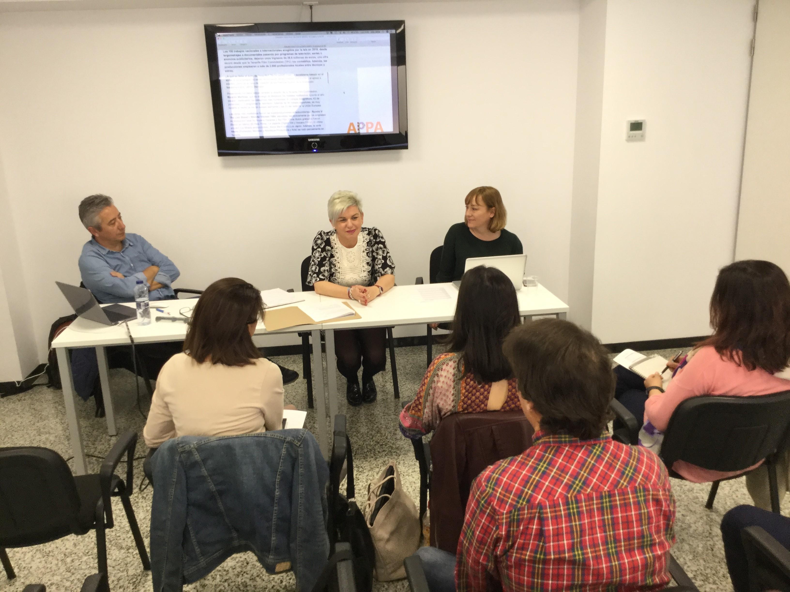 Segunda Jornada formativa Film València.
