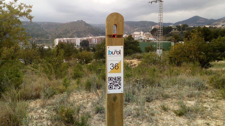 El Circuito Permanente de Orientación es el primero que se instala en la comarca.