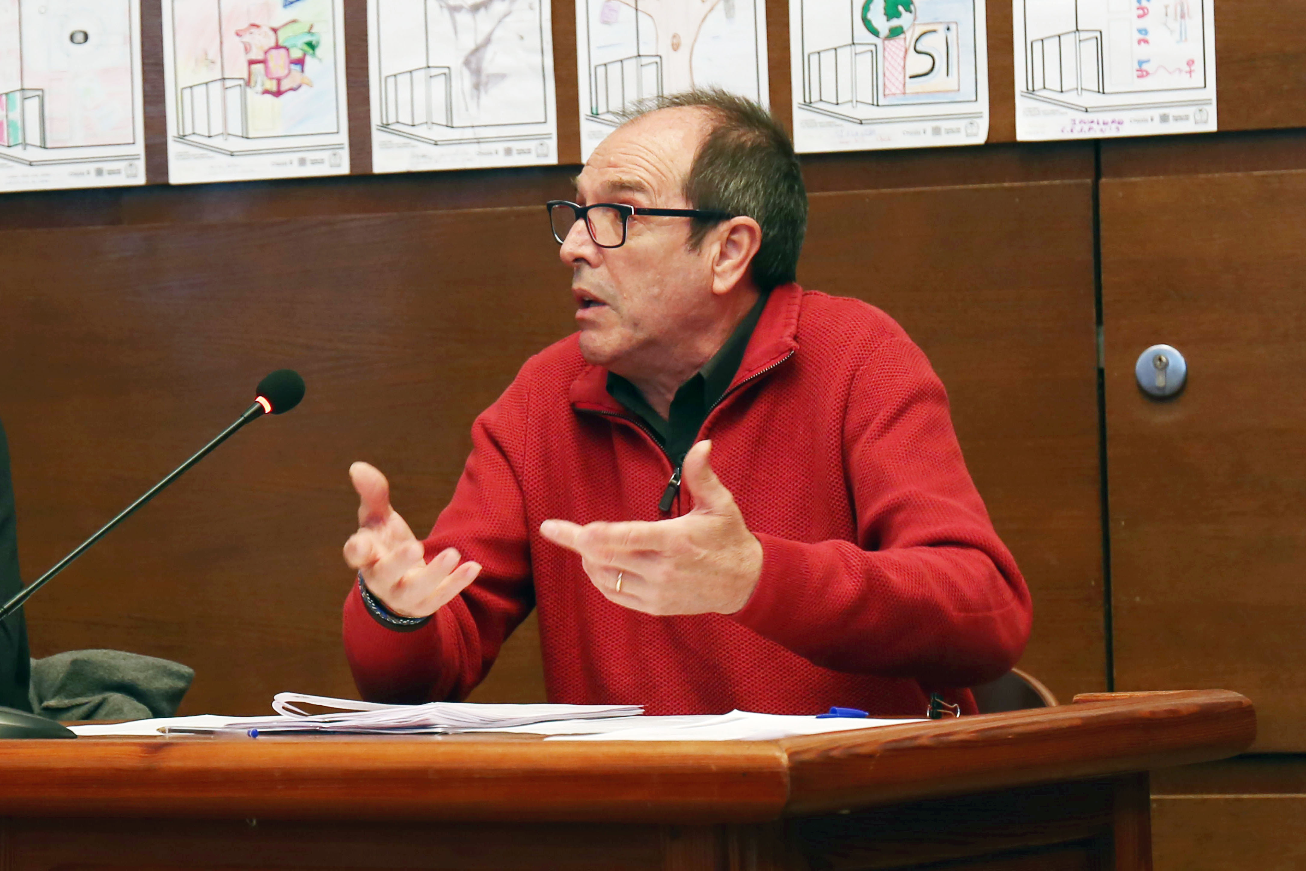 El concejal de Servicios, José Vicente Guijarro.