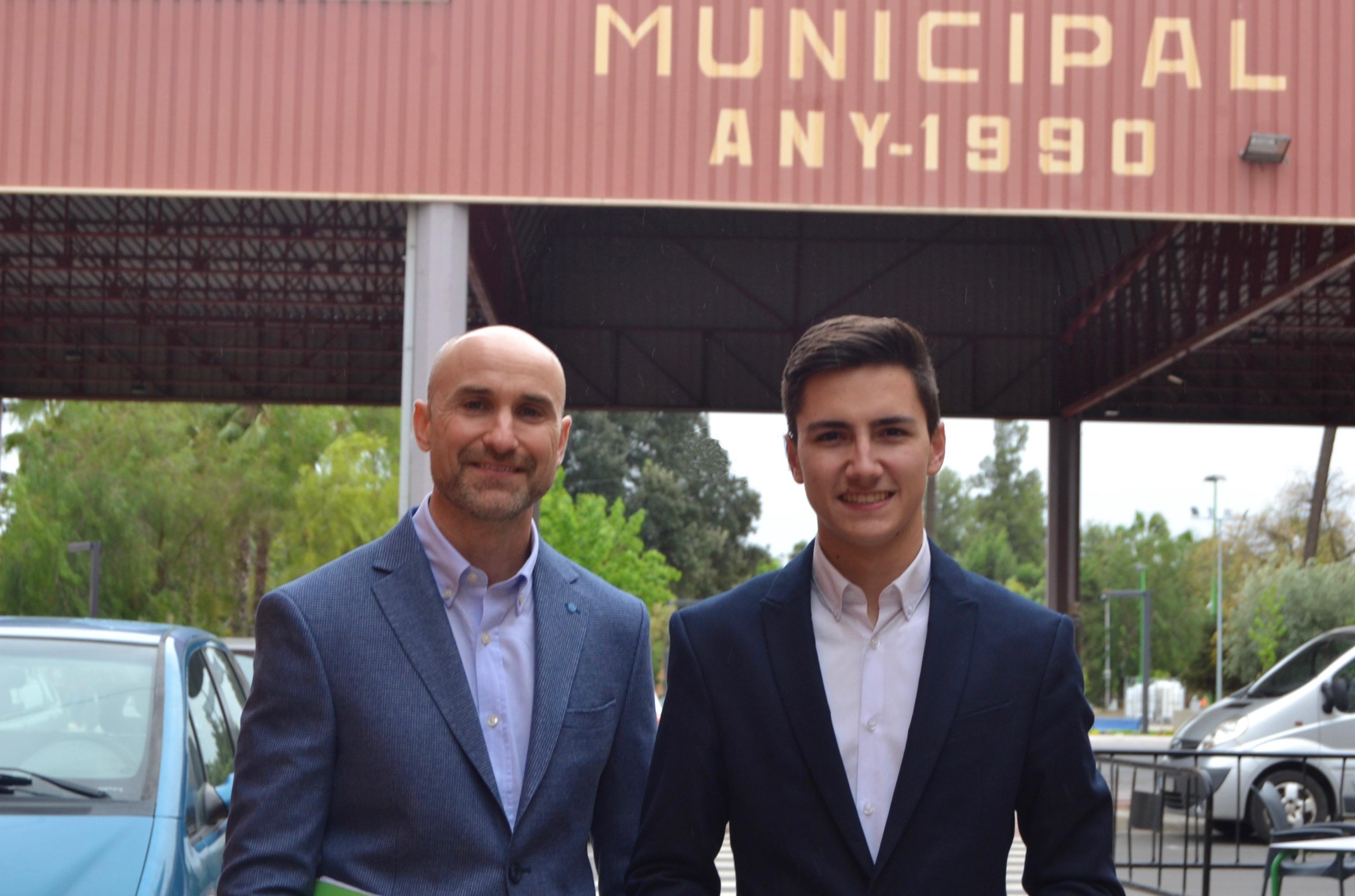 El candidato de La Pobla de Vallbona también confía en Nicasio Tortajada Raimundo para que coordine la campaña electoral para las elecciones municipales.