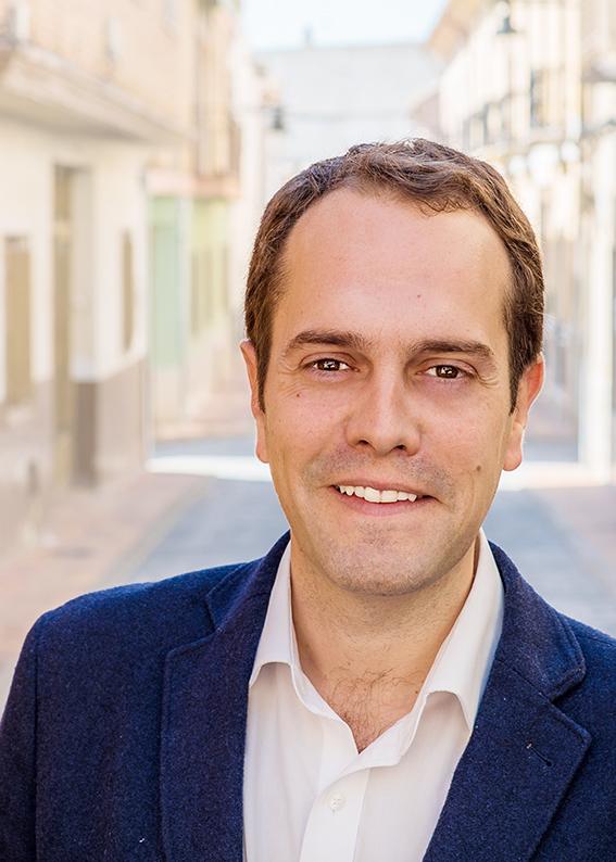 José Morell es el alcalde y candidato del PSOE al Ayuntamiento de Cheste.