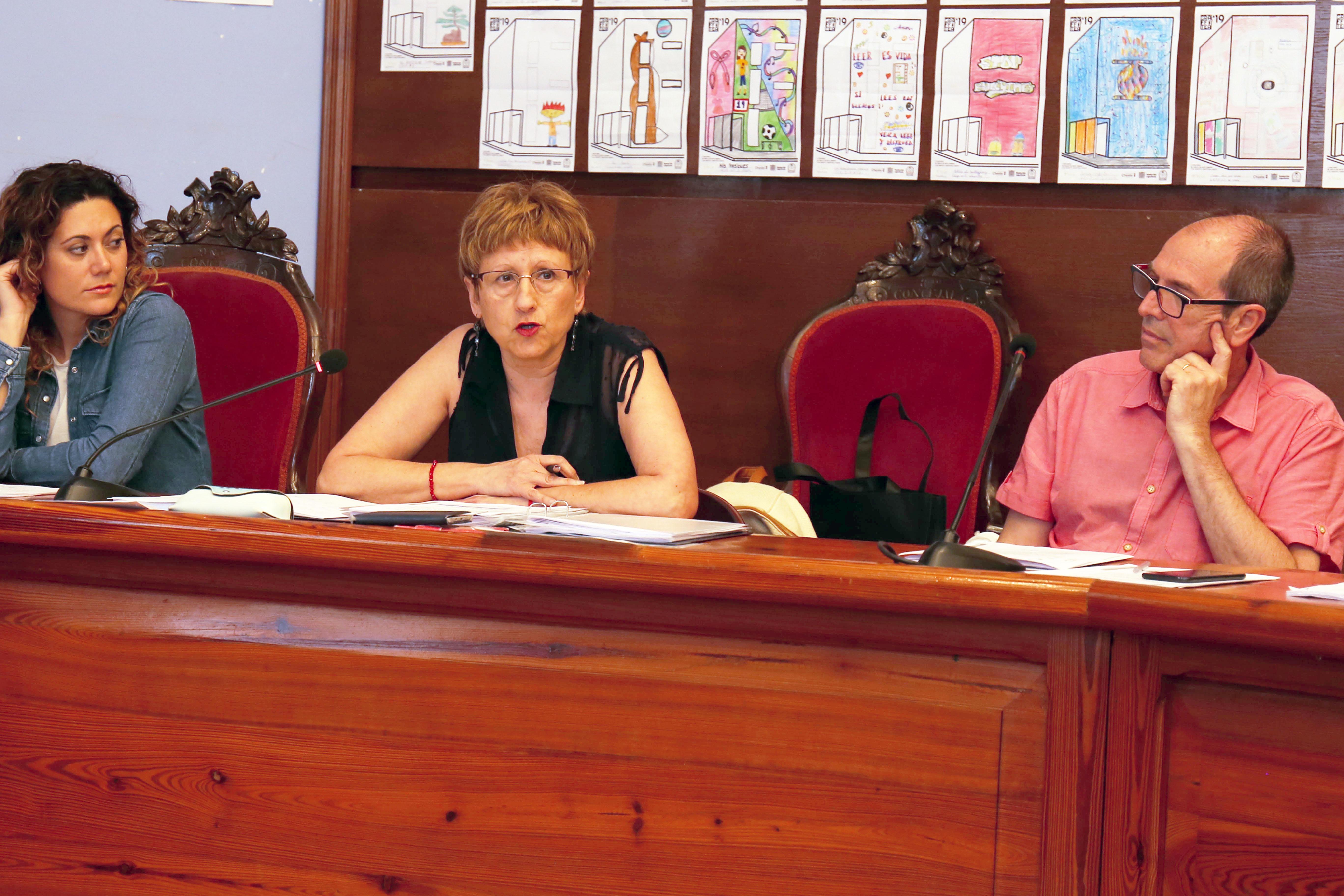 """El pleno del Ayuntamiento aprueba el proyecto """"Viu Actiu Cheste""""."""