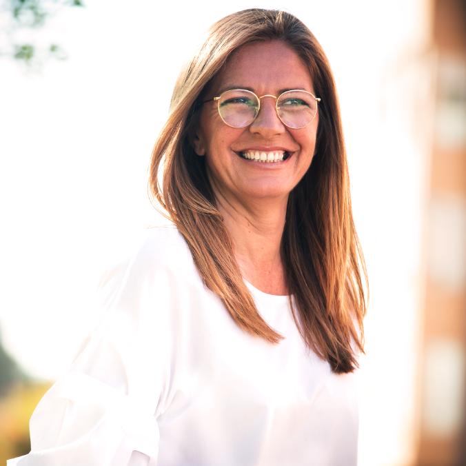 La candidata a la alcaldía de Riba-roja por el Partido Popular, Mª José Ruiz.
