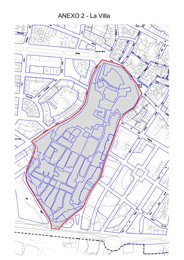 El Ayuntamiento de Requena destina ayudas para mejorar fachadas en La Villa, Las Peñas y en las aldeas.